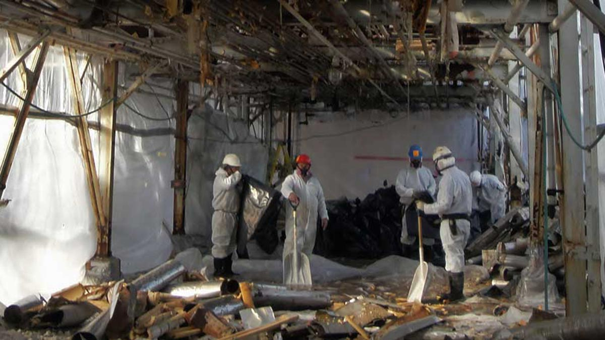 Asbestos Removal By Fundisa Restoration