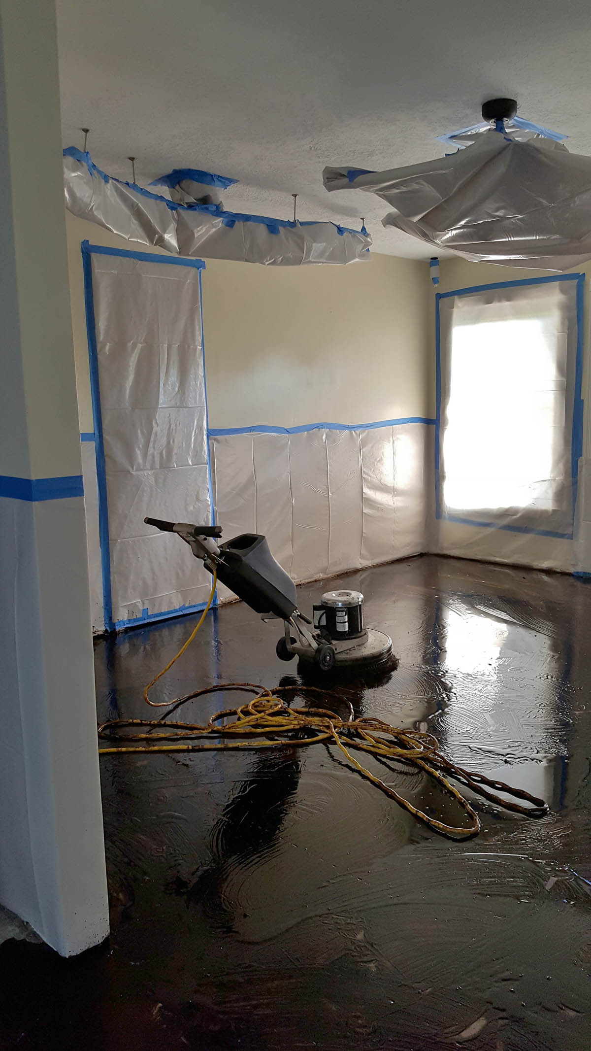 Asbestos removal by fundisa restoration asbestos mastic removal dailygadgetfo Image collections