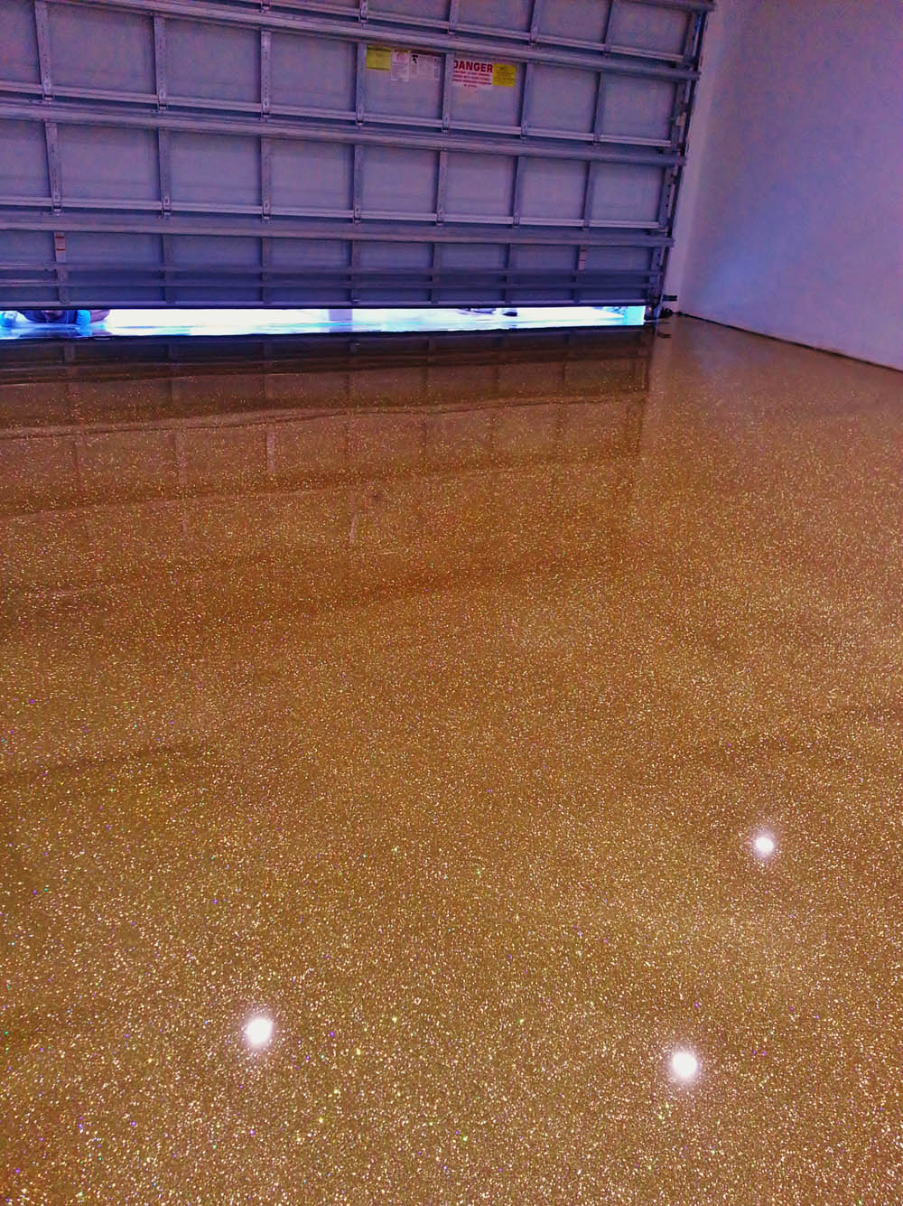 Epoxy Floor Systems By Fundisa Restoration Group - Epoxy floor coating over asbestos tile