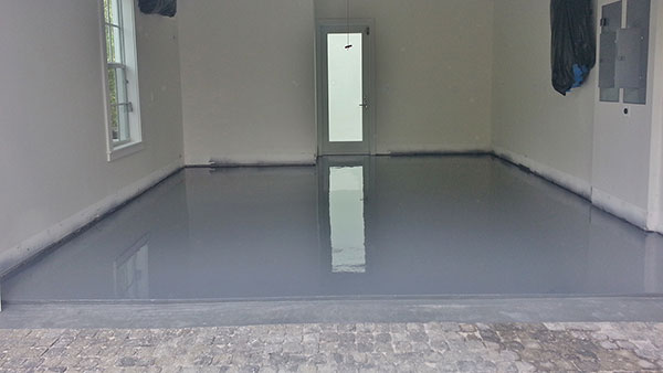 Epoxy Pigmented System
